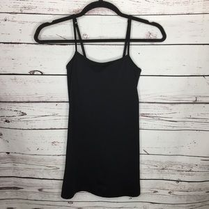 Athleta XS mini dress chemise shape wear
